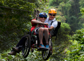 ADVENTURE!  Don't let your disability define it!