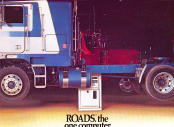 ROADS, the one computer system uniquely designed to support truck dealerships.